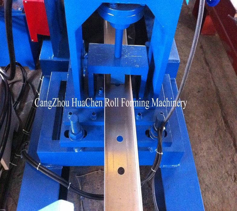 Stud and truss profile roll forming machine light gauge steel ...