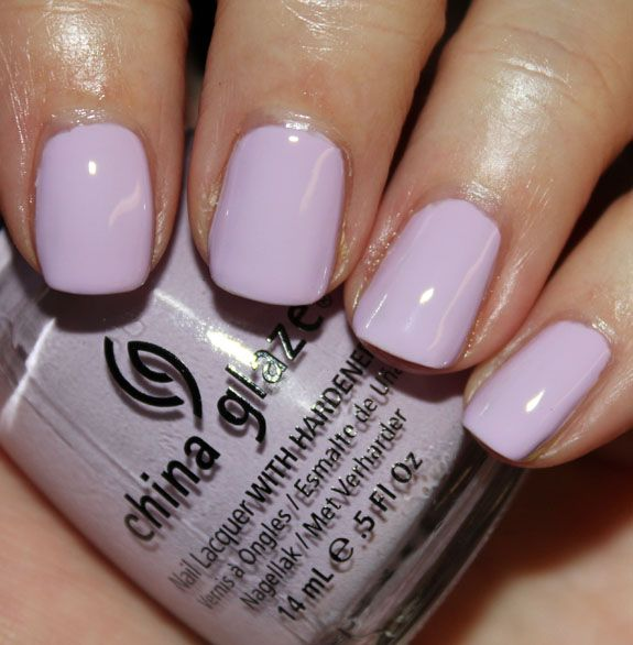 China Glaze Sweet Hook Spring 2012