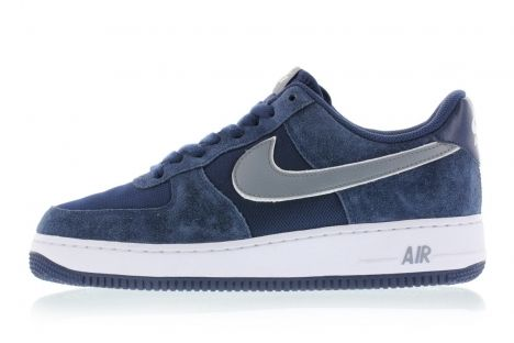 Nike Air Force 1 488298 433 Midnight navy | Nike, Nike air