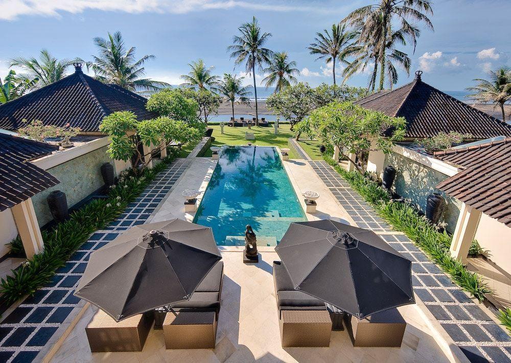 Location De Villa A Bali location de villa de luxe en bord de mer à bali #location #luxe