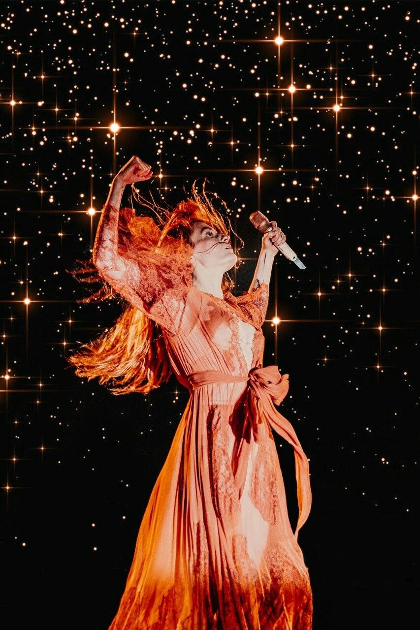 Florence Welch Florence And The Machine Florence Welch Florence The Machines Florence