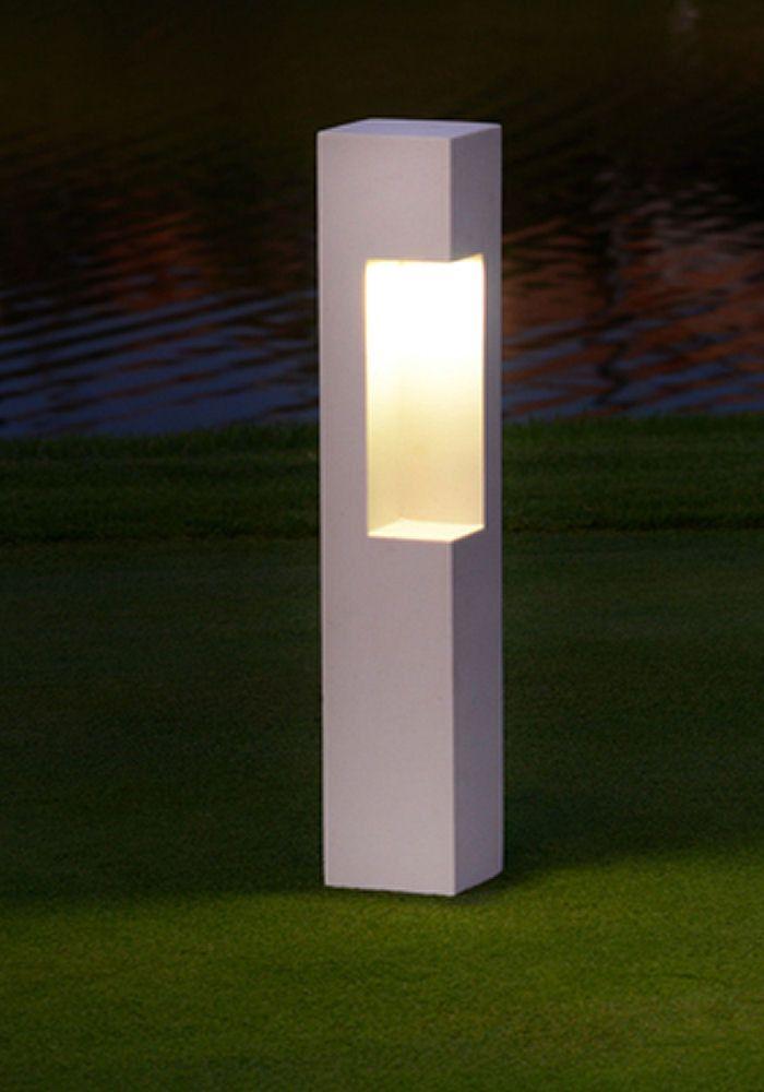 Arest urban bollard light garden bollard light bespoke outdoor arest led bollard light mozeypictures Images