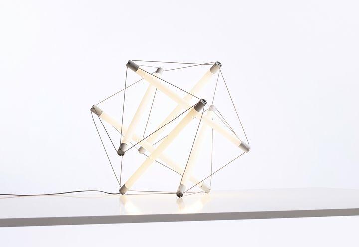 Light structure lamp Ingo Maurer