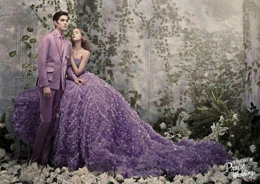 Lavender Love! | Wed Me Beautiful | Pinterest