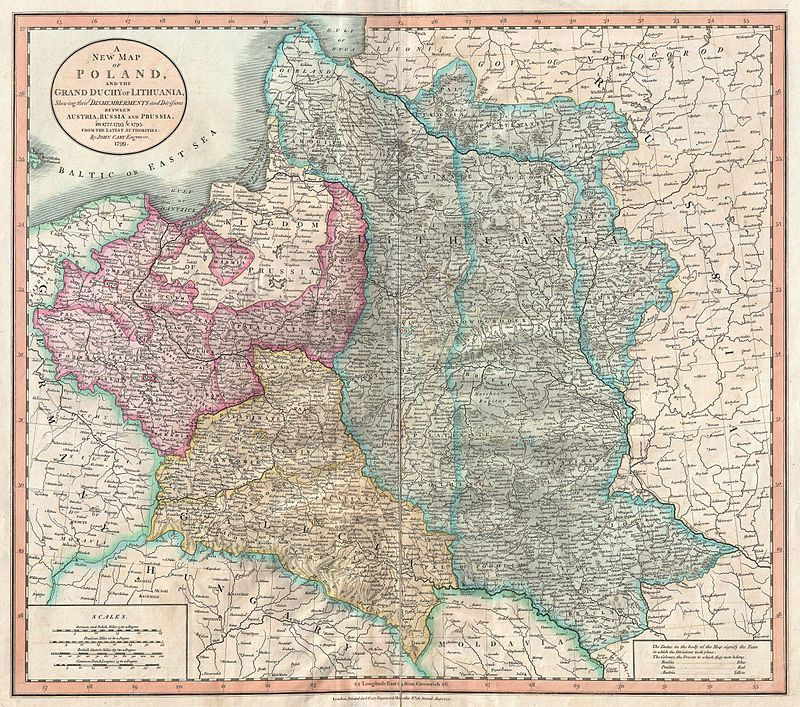 Pin by Miroslav Fa on Maps | Map, Old maps, Poland The Old Map Of Poland on