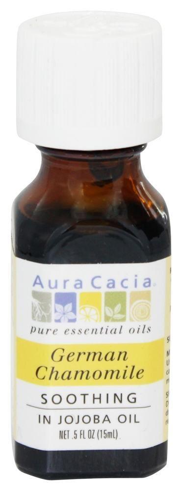 Aura Cacia - Precious Essentials Soothing in Jojoba Oil #jojobaoil