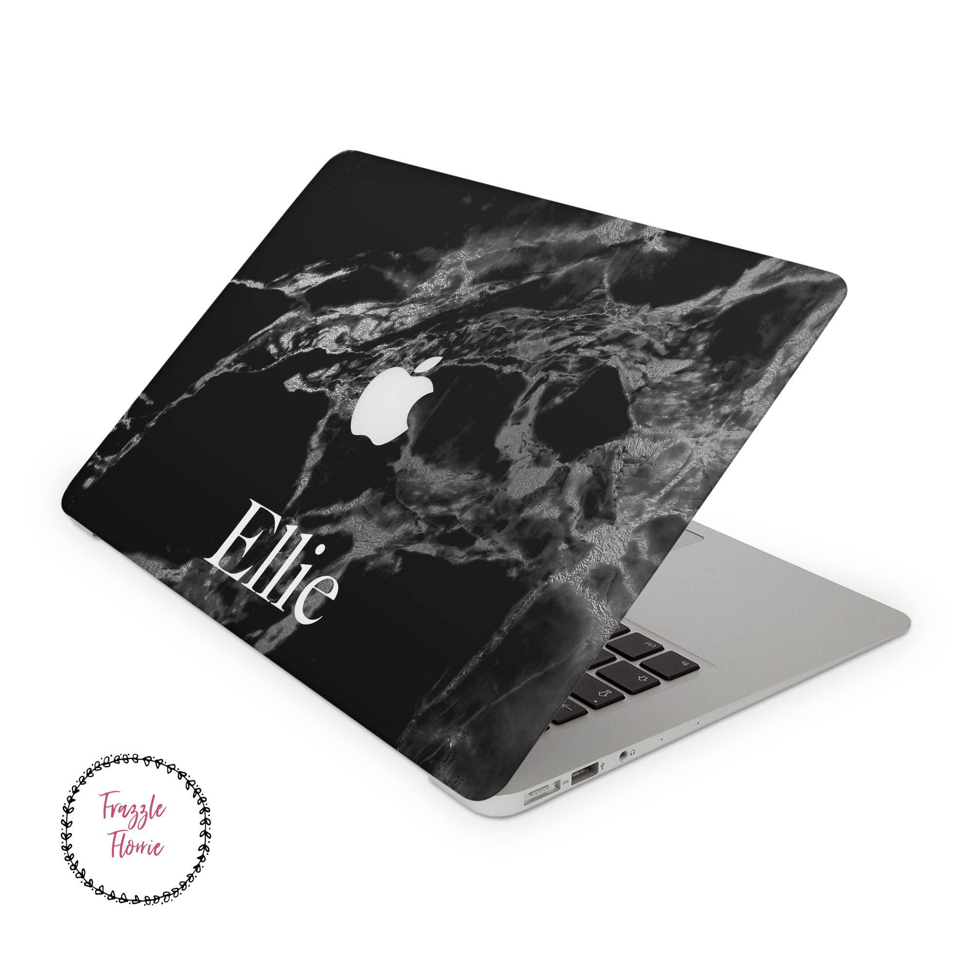 quality design a6884 08e5b Personalised, Macbook case, Marble Case, Marble Macbook Case ...