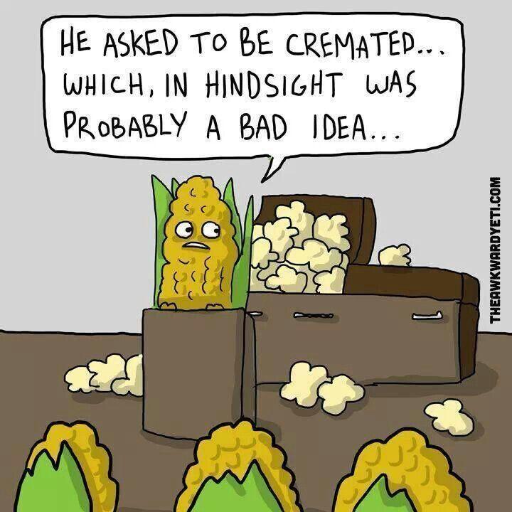 Hindsight Is 20 20 Corny Jokes Funny Corny