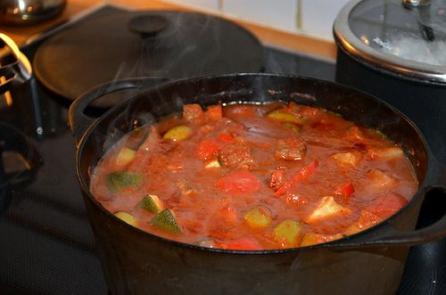 Hot Pot by Marianna  - I did it twice, and really recommend it !