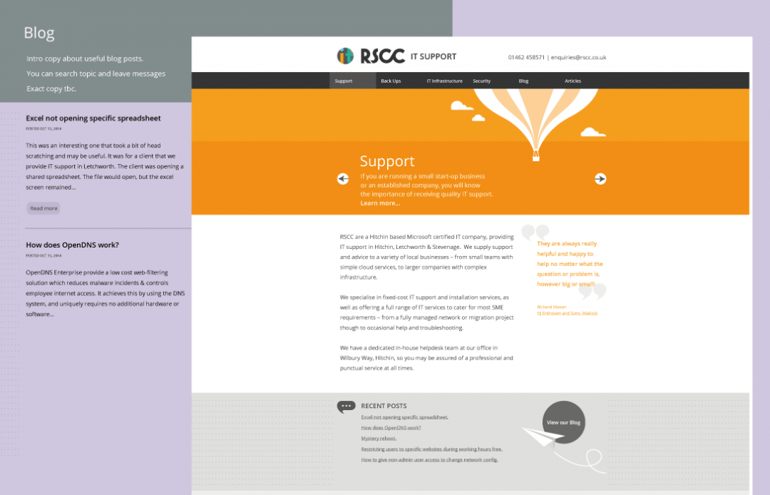 Rscc Website Shaun Power Design Web Design Agency Web Design Website Design