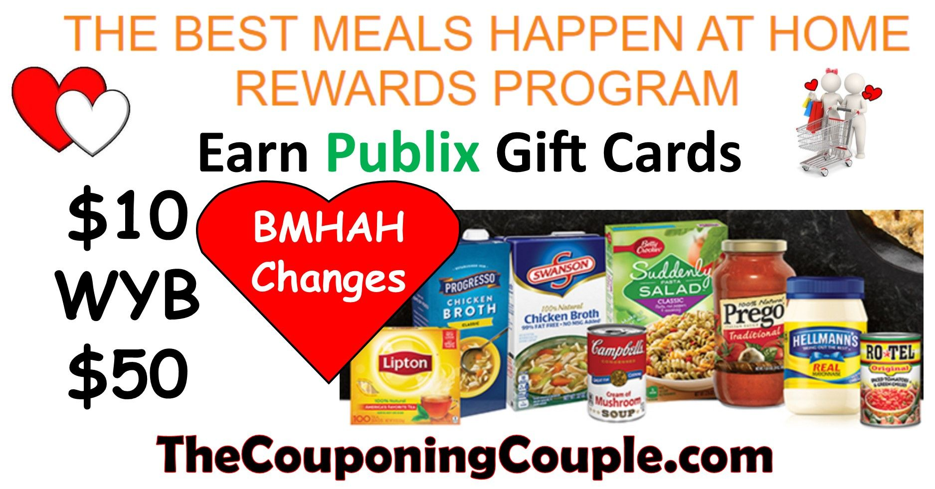 Pin on couponing at publix