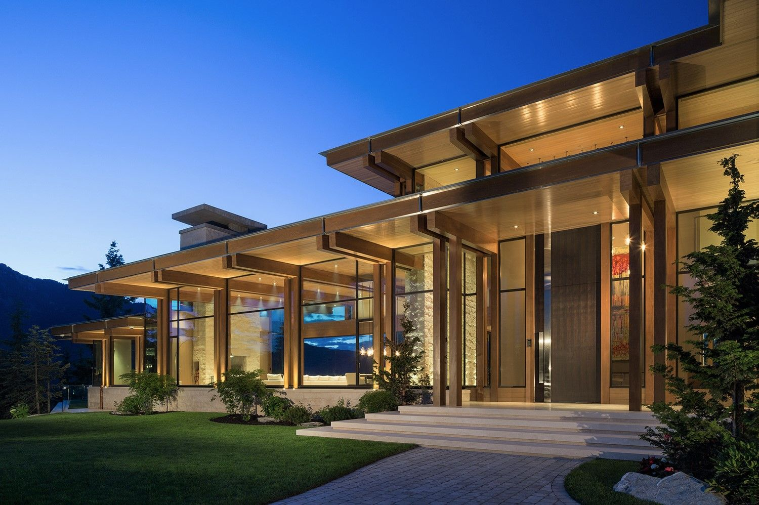 High point residence openspace architecture
