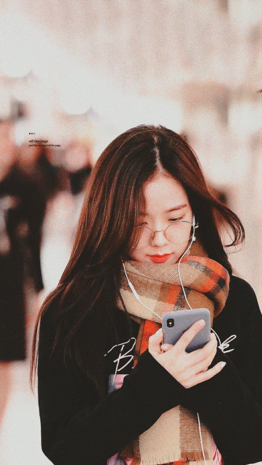 Blackpink Wallpaper Kim Jisoo Fotografi Remaja Selebriti Selebritas