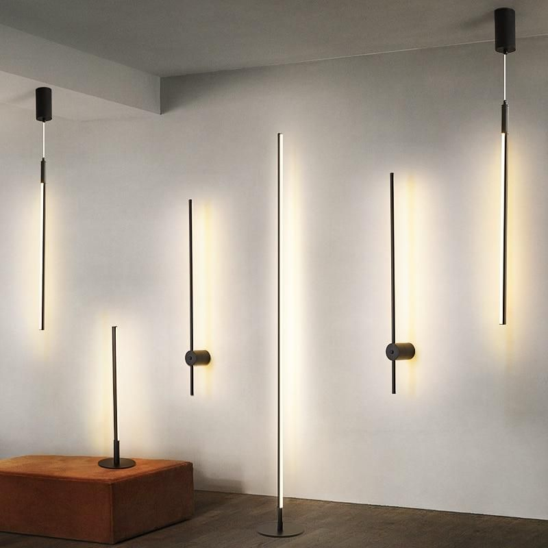 Sottile Led Wall Light In 2021 Led Wall Lights Wall Lamps Bedroom Modern Floor Lamps