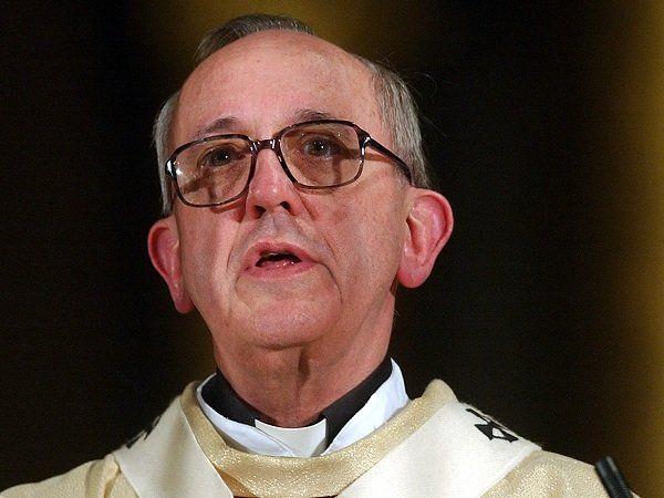 Cardinal Jorge-Mario-Bergoglio