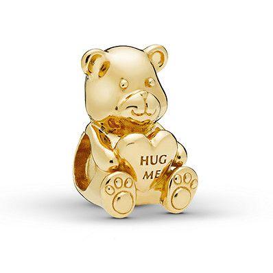 ccdcbd41c Pandora Shine Charm Theodore Bear | Products | Pandora charms ...