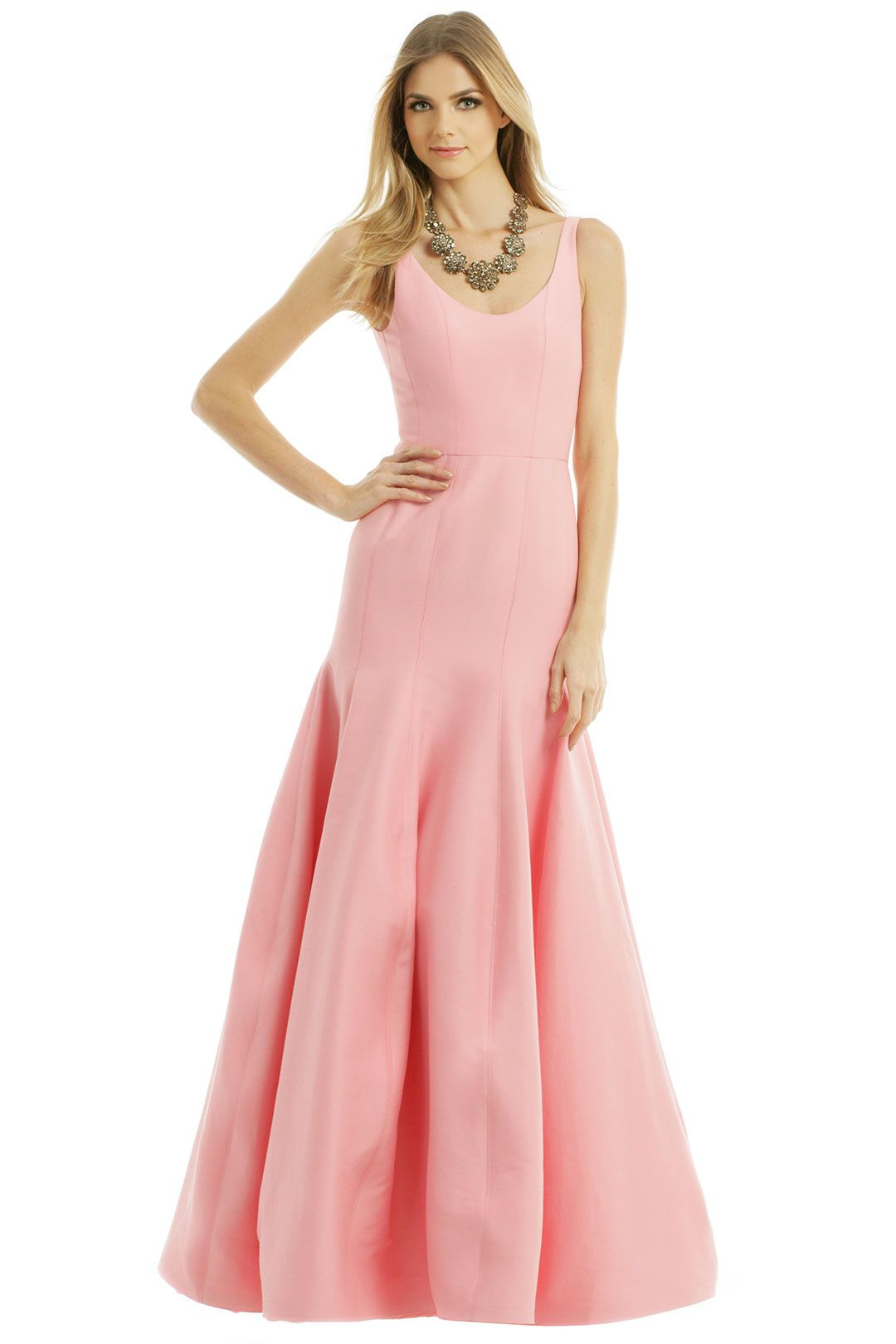 Rent Ballet Slipper Gown by Halston Heritage for $125 only at Rent ...