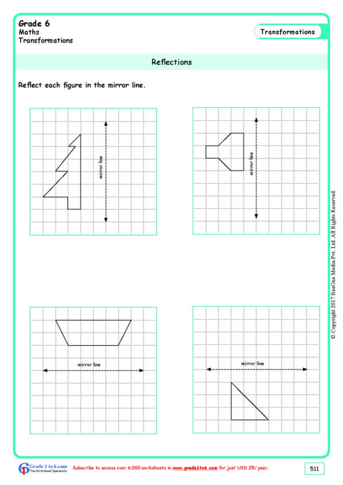 Pin On Grade 6 Math Worksheets Myp Cbse Icse Common Core