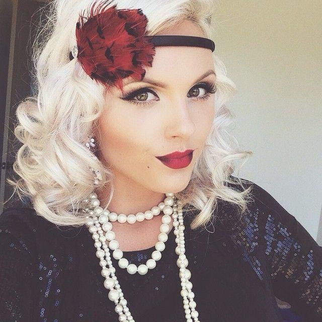 Gatsby Charleston 20er Kostum Selber Machen Geburtstag Pinterest