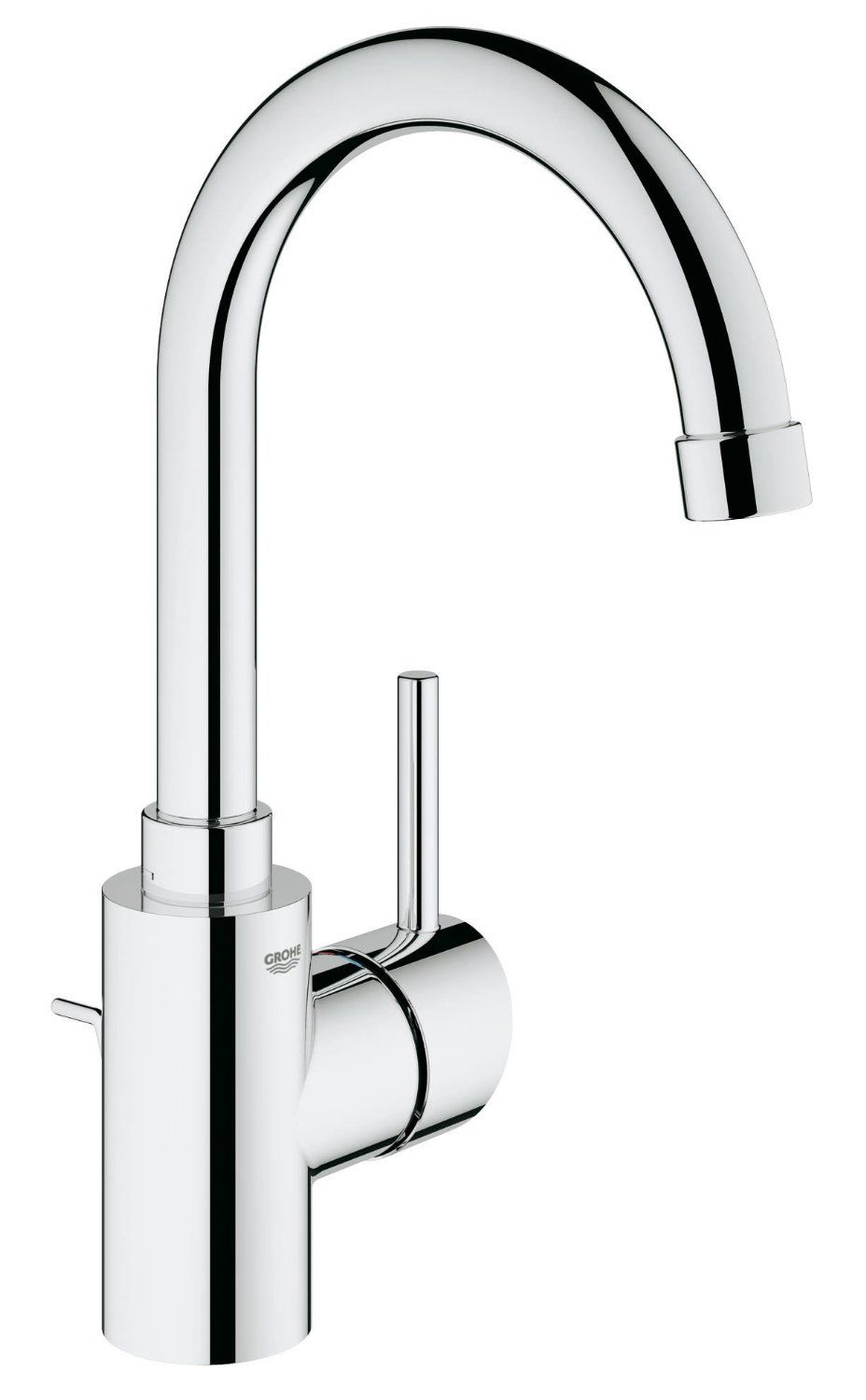 Grohe 32138001 Concetto Single Handle Bathroom Faucet Ceiling Fan Replacement Blad Bathroom Faucets Single Handle Bathroom Faucet Single Hole Bathroom Faucet [ 1500 x 928 Pixel ]