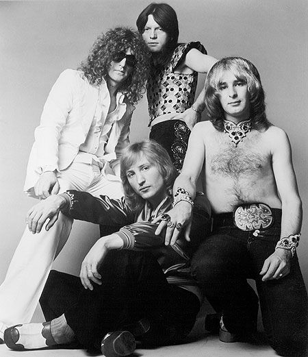 Mott The Hoople All The Young Dudes Mott The Hoople Music Photo