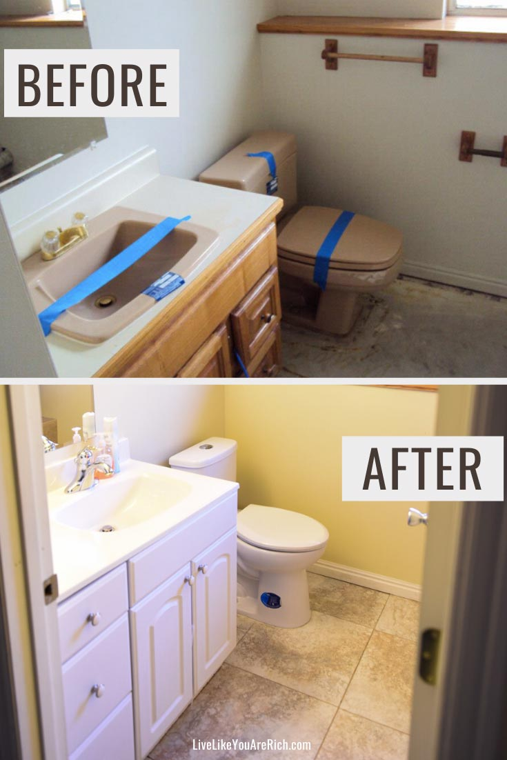 How To Save Thousands On A Bathroom Remodel Live Like You Are Rich In 2020 Bathroom Renovation Cost Bathroom Remodel Cost Bathrooms Remodel