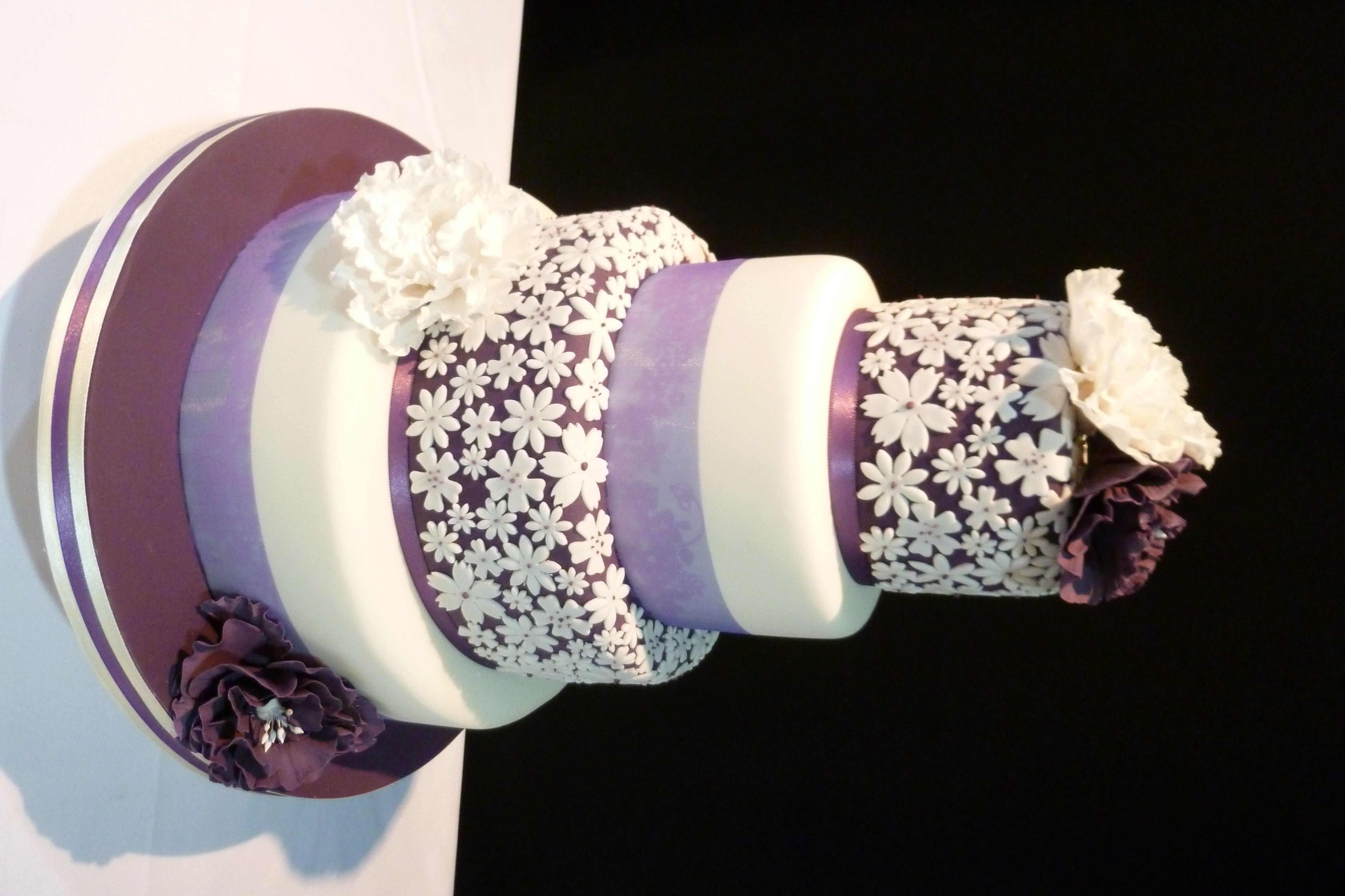 Zebra wedding decorations  by Jill Fisher of Cake Creations  Special Cakes   Pinterest  Cake
