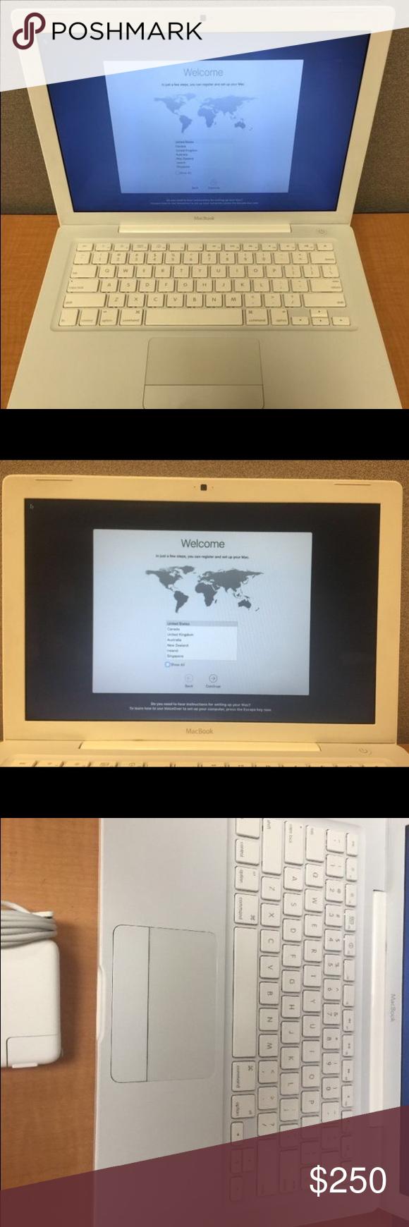 "APPLE MACBOOK Apple MacBook 5.2 13.3"" 2.13GHZ 4GB RAM"