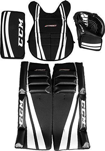 Ccm Street Goalie Equipment Kit Junior 24 Multicoloured Goalie Street Hockey Fashion