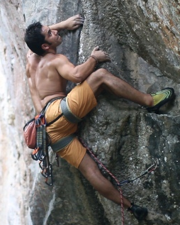 five rock-climbing tips for beginners.