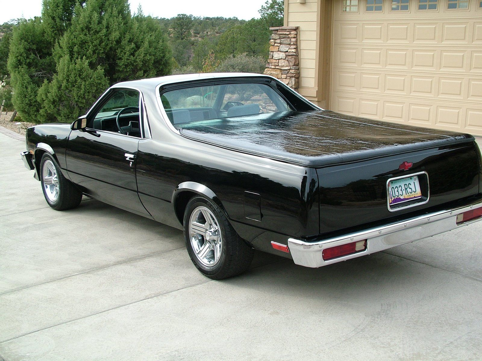 On my bucket list is to own an el camino once again i owned a and 1985 el camino i miss them