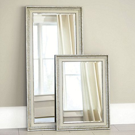 Ballard designs aubrey mirror we wanted to create a mirror that would work in any space from traditional to modern the classic ivory is framed in warm