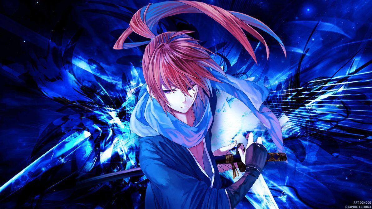 Rurouni Kenshin Himura Kenshin Wallpaper by Arehina on