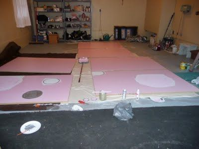 Diy dance floor for a teen party dancing and birthdays diy dance floor for a teen party solutioingenieria Image collections