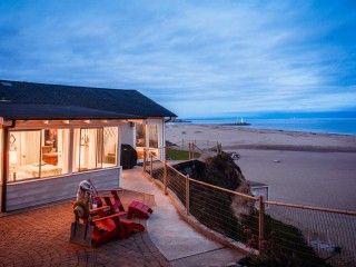 Beachfront Cliff House