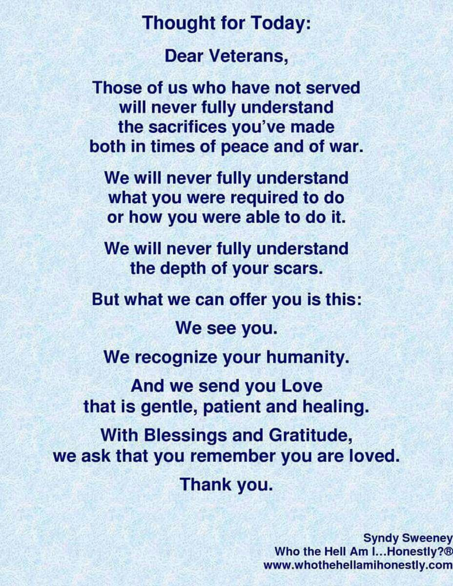 Pin By Reyne Vaughn On The Last One Veterans Poems Veterans Day