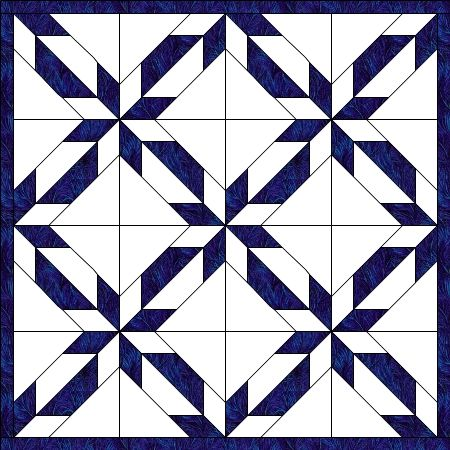 Pattern Maker » Blog Archive » FOUNDATION PIECED STAR FREE PATTERN ... : free hunters star quilt pattern - Adamdwight.com
