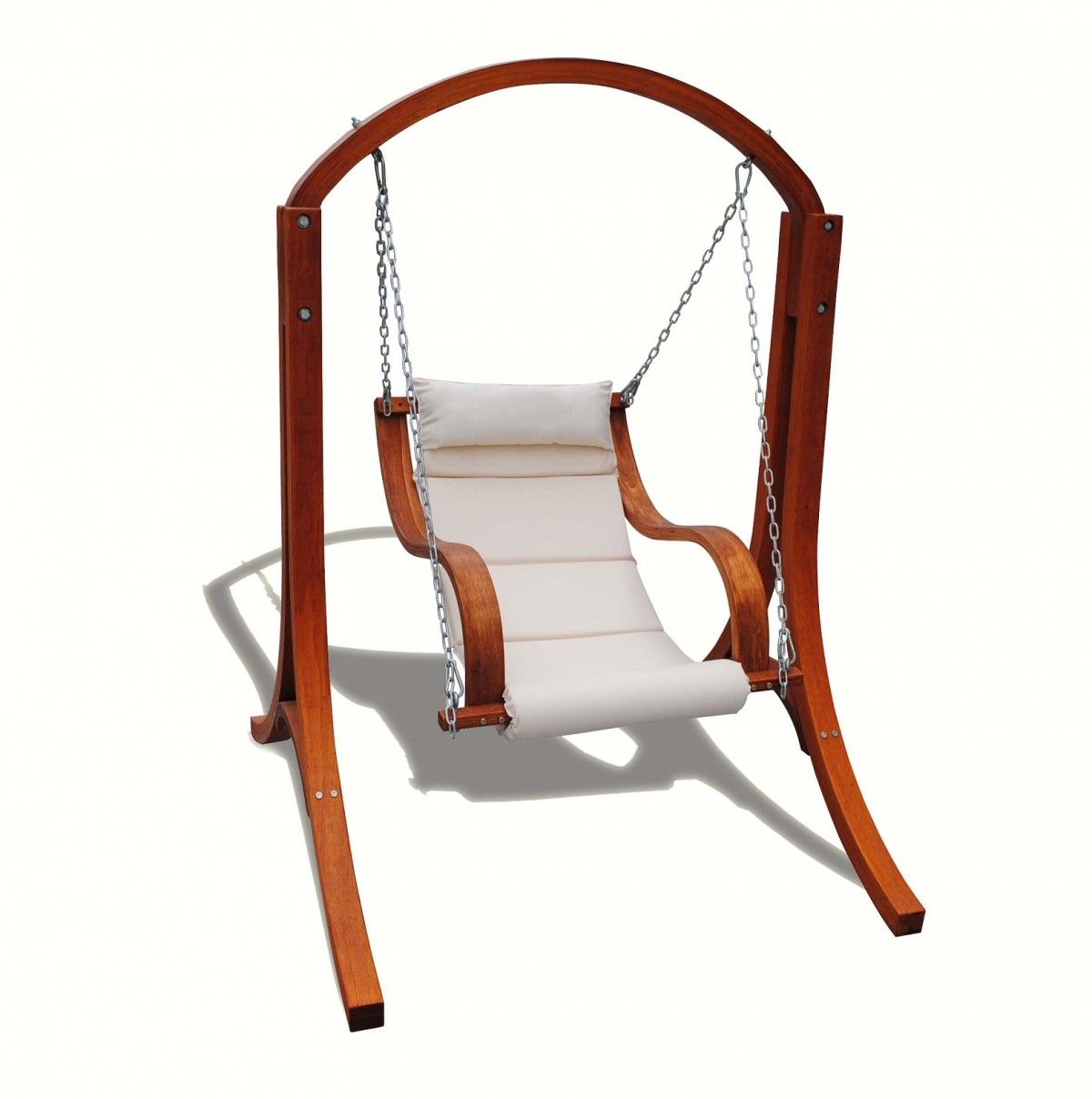 Aspire Hanging Swing Chair Timber Outdoor Furniture Hanging Swing Chair Timber Outdoor Furniture Swinging Chair