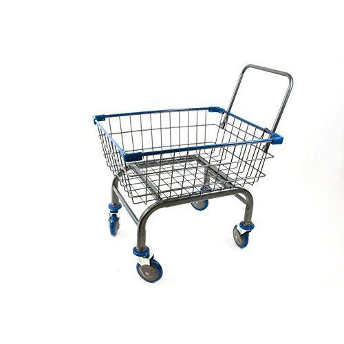 Whitmor Commercial Laundry Butler Chrome With Wheels With Images