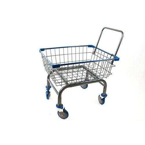 Whitmor Commercial Laundry Butler Chrome With Wheels Whitmor