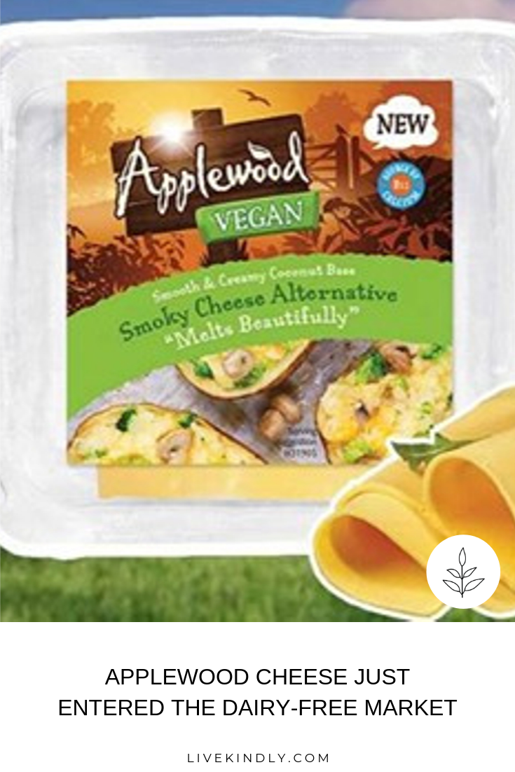 Established Cheese Brand Applewood Cheese Has Launched A Soy Free Vegan Cheese In The Uk The Dairy Free Chee Soy Free Vegan Vegan Supermarket Applewood Cheese