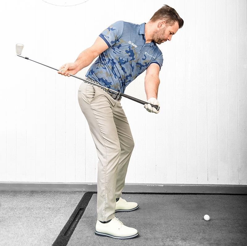The key move all good golfers make (and you can pr