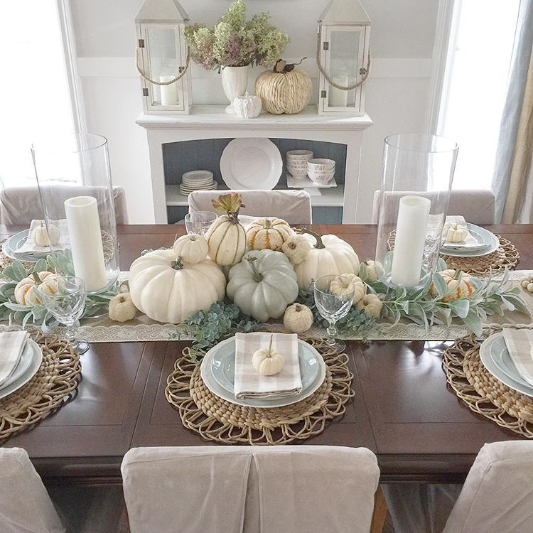 "Shawna on Instagram: ""Happy Thanksgiving weekend to my Canadian friends!  I'm feeling incredibly grateful for my family and friends, the opportunity to do what I…"" #thanksgivingdecorations"