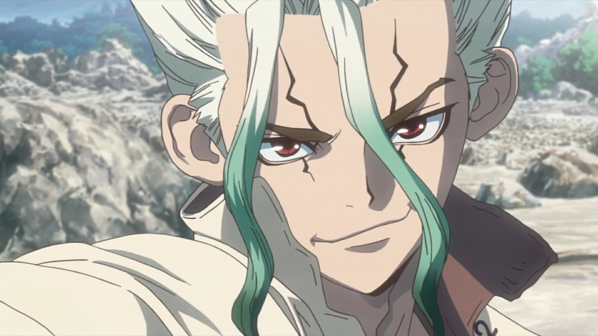 Pin by Shubham Sable on Dr. Stone Anime, Crunchyroll, Stone
