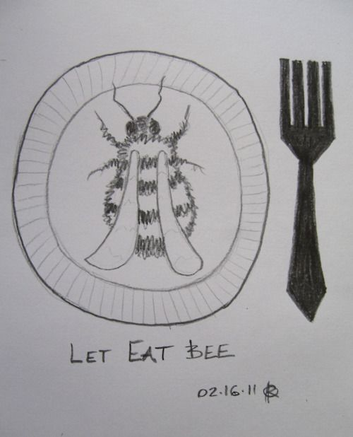 let eat bee