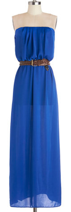 pretty #blue maxi dress  http://rstyle.me/n/gkxdzpdpe