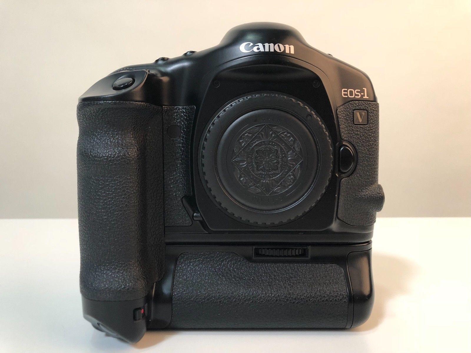 canon eos 1v hs 35mm slr film camera with pb e2 nc e2 np e2 gr e2 rh pinterest com iv 4000 hs manual