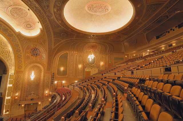 Paramount Theater Seattle Map.Seattle Paramount Theatre Hdr What A Night Pinterest