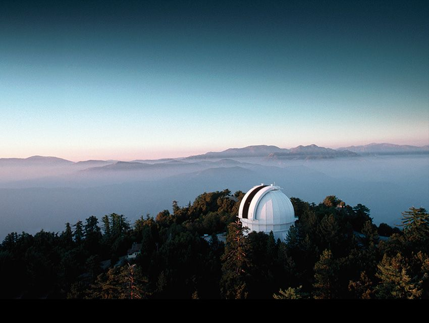 Discovering Mount Wilson Observatory Los Angeles Magazine Mount Wilson Observatory California Treasures