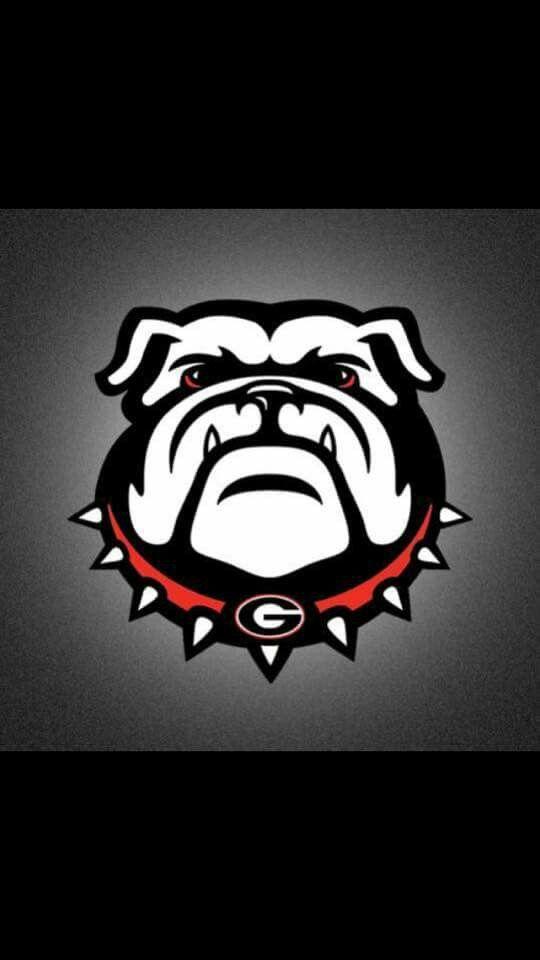 Pin By Kevin Graham On Uga Georgia Bulldog Mascot Bulldog Happy Birthday Georgia Dawgs